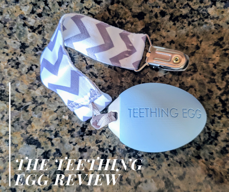 Teething egg review