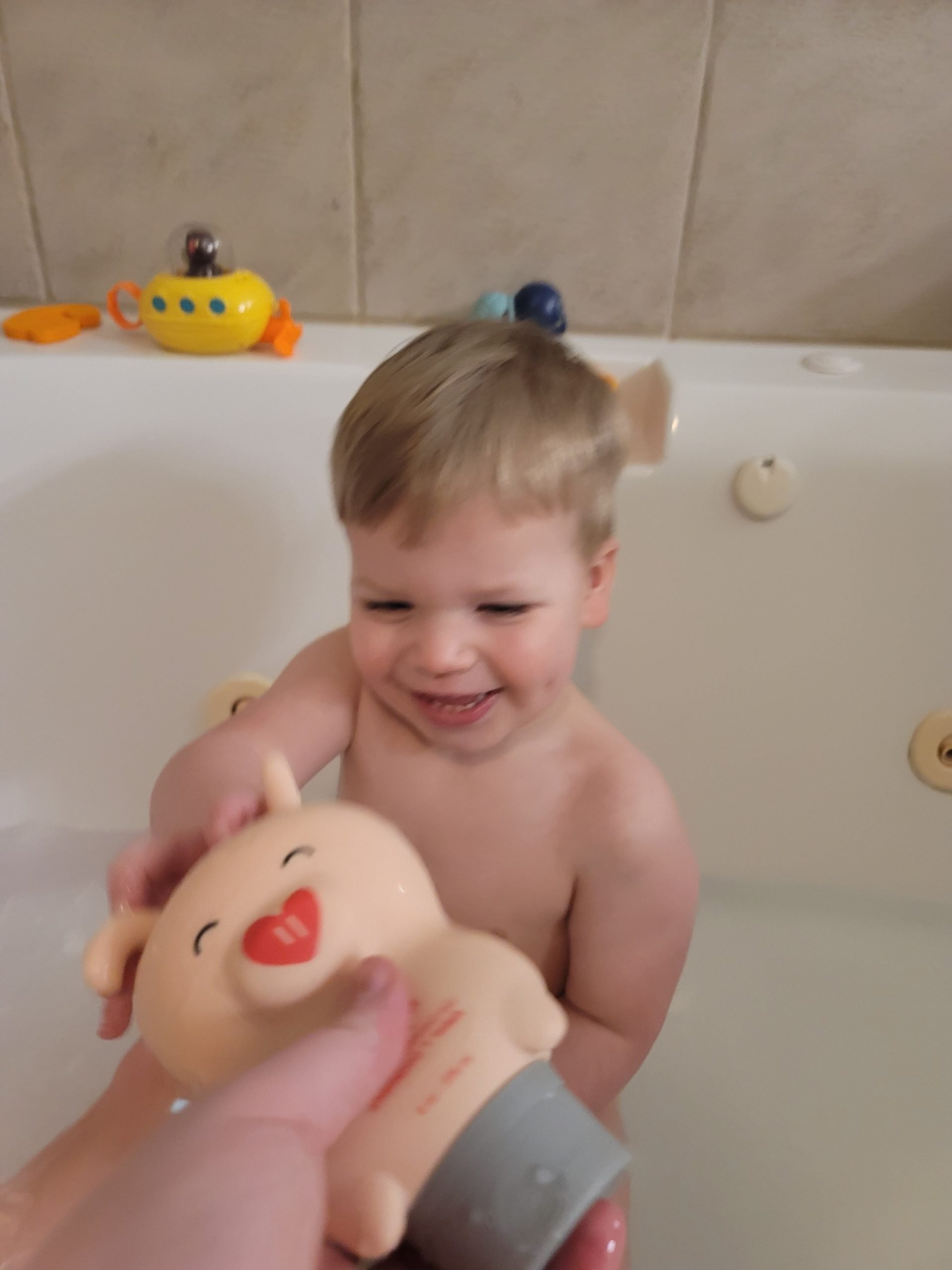Bubbsi Bath Time