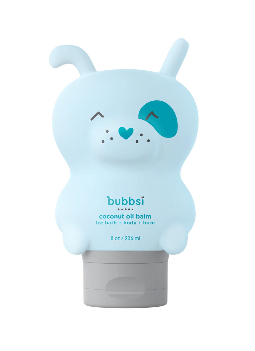 Bubbsi Coconut Oil Balm