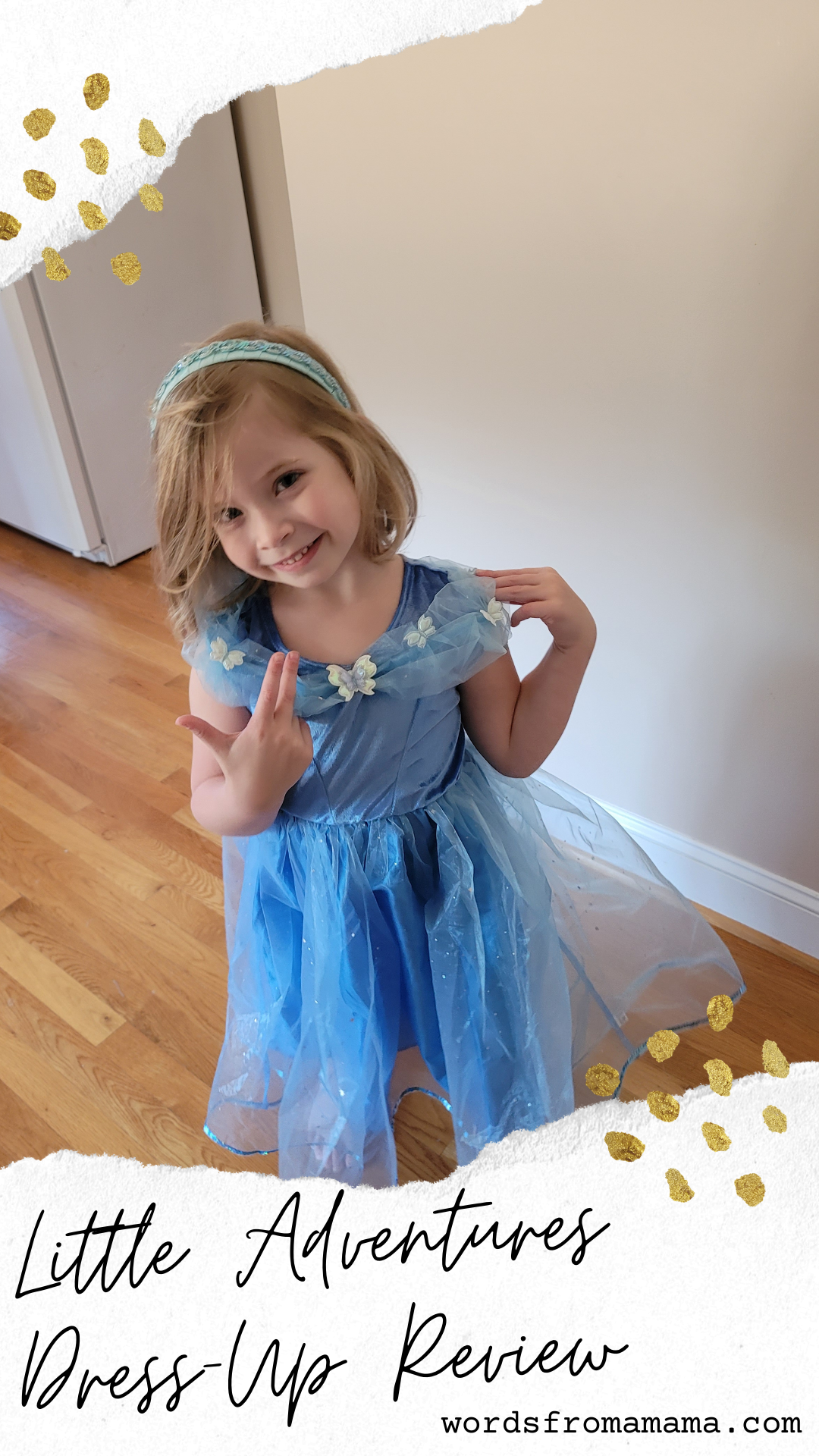 Little Adventures Princess Dress