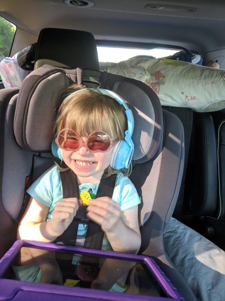 toddler road trip