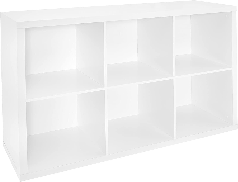 Cube system nursery organizer